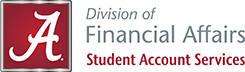 University of Alabama Student Account Services