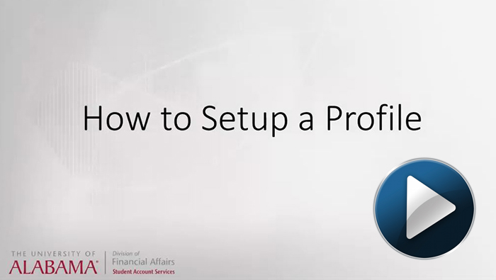 How to Setup a Profile Video Link